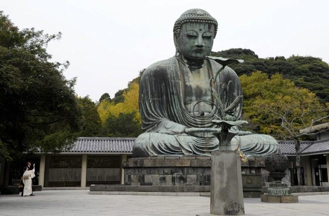 El Buda Daibutsu en Kamakura (Japón).   Albherto's Blog