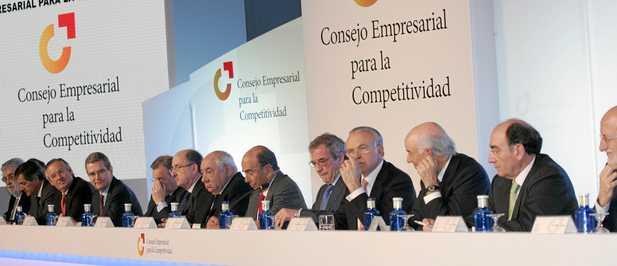 Consejo empresarial para la competitividad cec for Oficinas centrales inditex