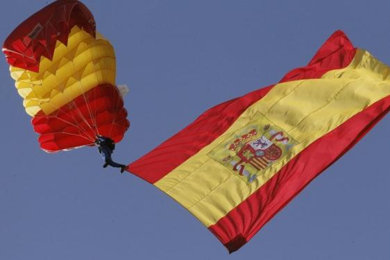 Dia Nacional Espana Fiesta Nacional de España