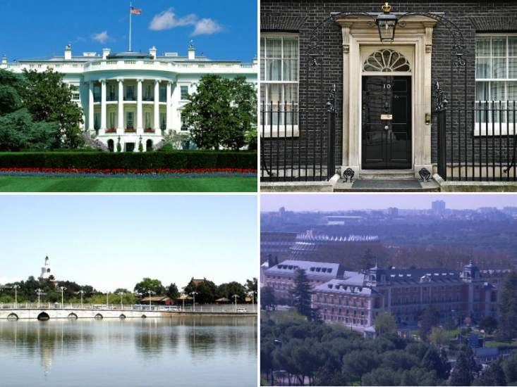 Las residencias de los l deres pol ticos albherto 39 s blog - Bunker casa blanca ...