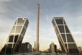 Qu edificio quitar a de madrid albherto 39 s blog - Torres kio arquitecto ...