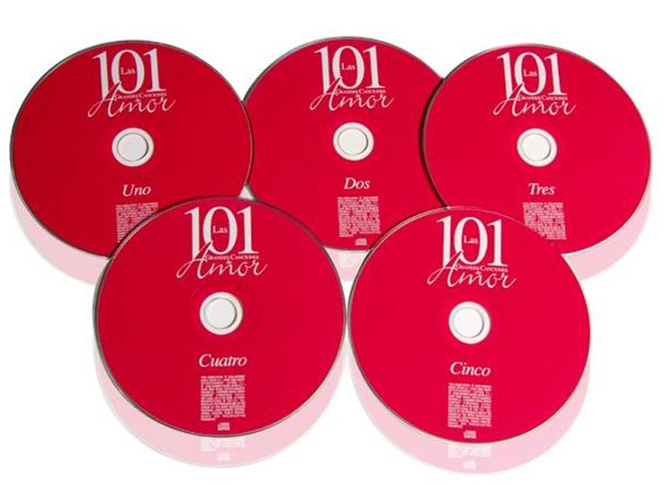 101 canciones de oro: