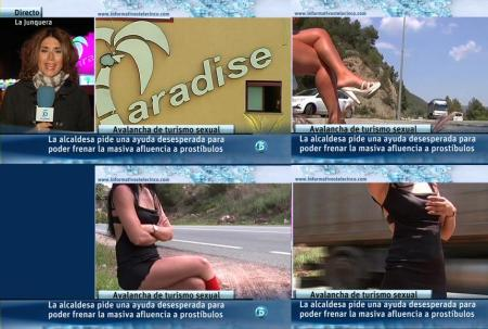 es legal la prostitución en españa videos amateur prostitutas