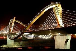 4. Puente del milenio (Ourense, Galicia)