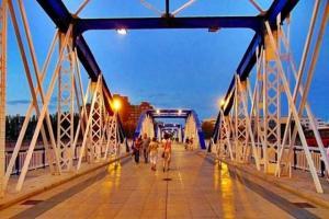 4643244_640px52. Puente de Nuestra Señora del Pilar (Zaragoza, Aragón)