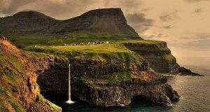 1425919487_0Las Islas Feroe, en el Mar del Norte,