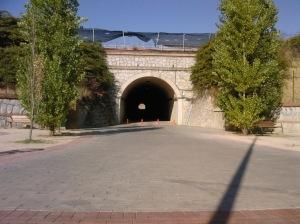 tunel las tablas