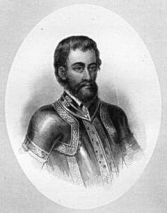 Hernando de Soto (Buttre, Lillian C).
