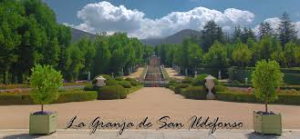 La Granja de San Ildefonso, Segovia