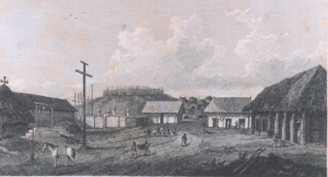 La misión de San Carlos Borromeo.