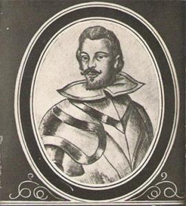 Retrato de Francisco Núñez de Pineda.