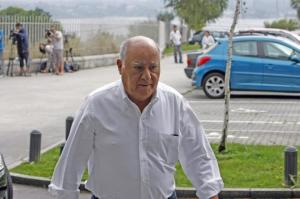 14464834582175El presidente de Inditex, Amancio Ortega. EFE