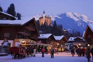 14196147669386estación suiza de Gstaad.